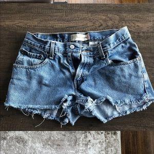 VTG Levi 550 shorts